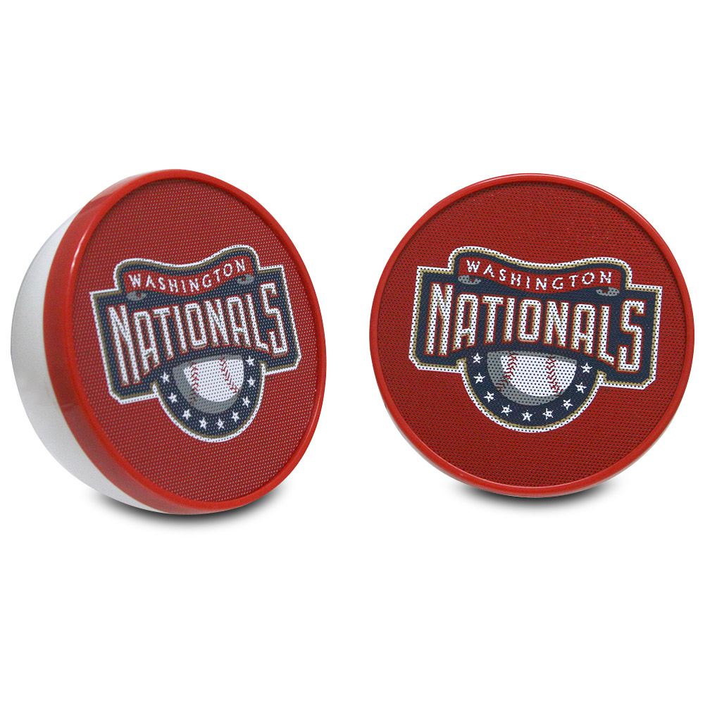 Ihip Mlb Officially Licensed Speakers Washington Nationals