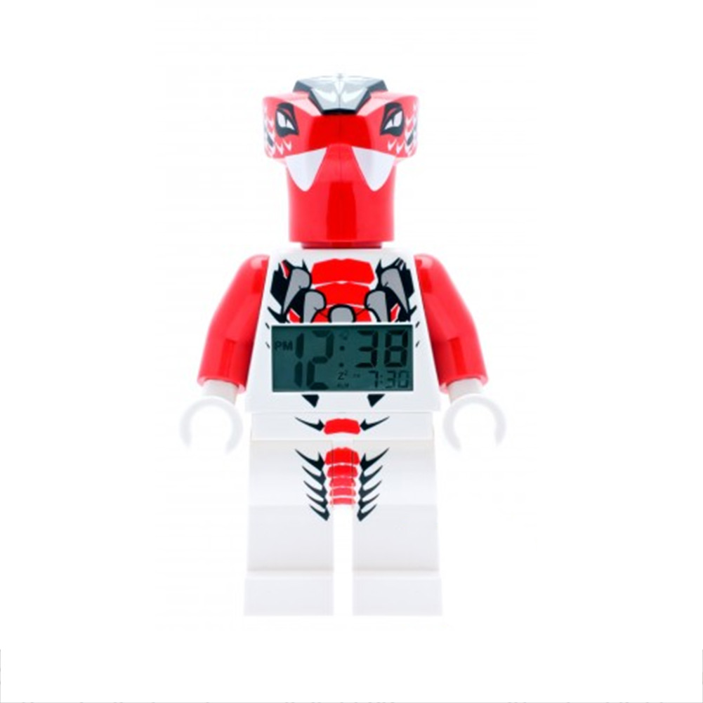LEGO Kids' Ninjago Fang-Suei 9.5 Minifigure Alarm Clock at Sears.com