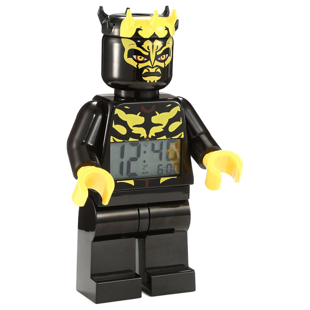LEGO Kids' Star Wars Savage 9.5 Minifigure Alarm Clock at Sears.com