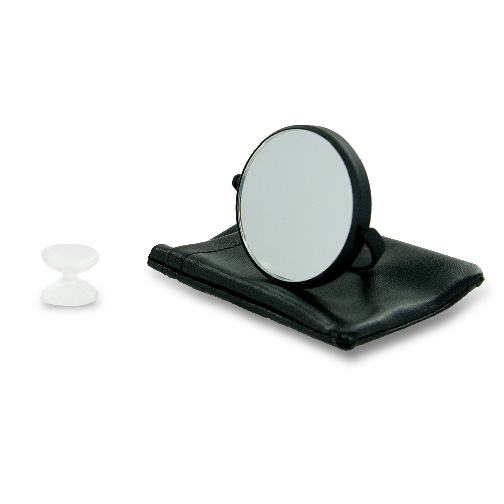Kimball & Young First Impressions Makeup Mirror with Suction and Travel Pouch at Sears.com