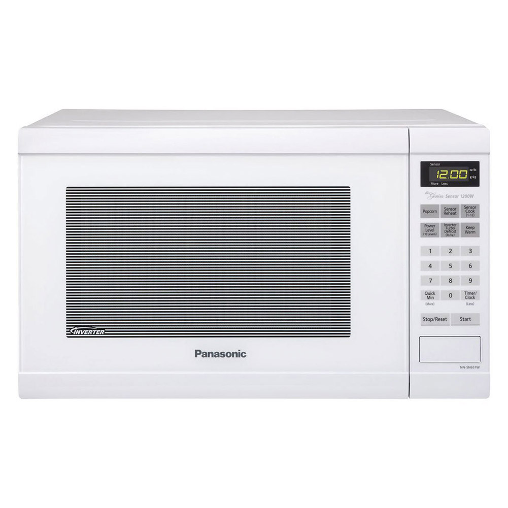Panasonic 1.2 Cu. Ft. Countertop Microwave Oven With