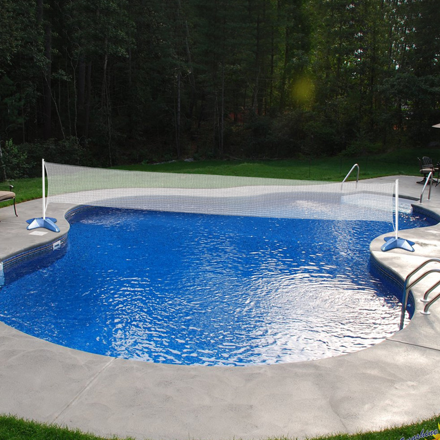 Poolmaster 72789 across pool volleyball game ebay - Pool volleyball ...
