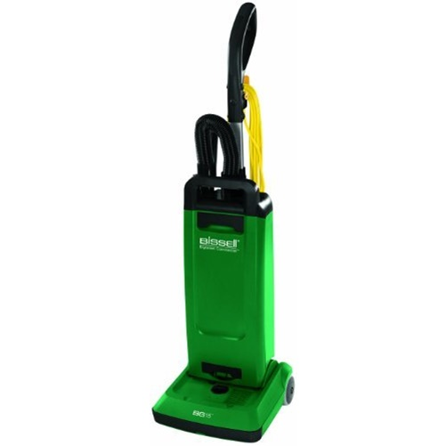 Edmar Corporation Bissell BigGreen Commercial Bagged Upright Vacuum, 6L Bag Capacity