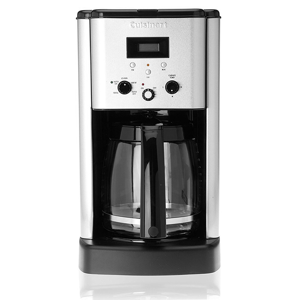 Cuisinart CBC 00 Brew Central Programmable 12 Cup Coffeemaker