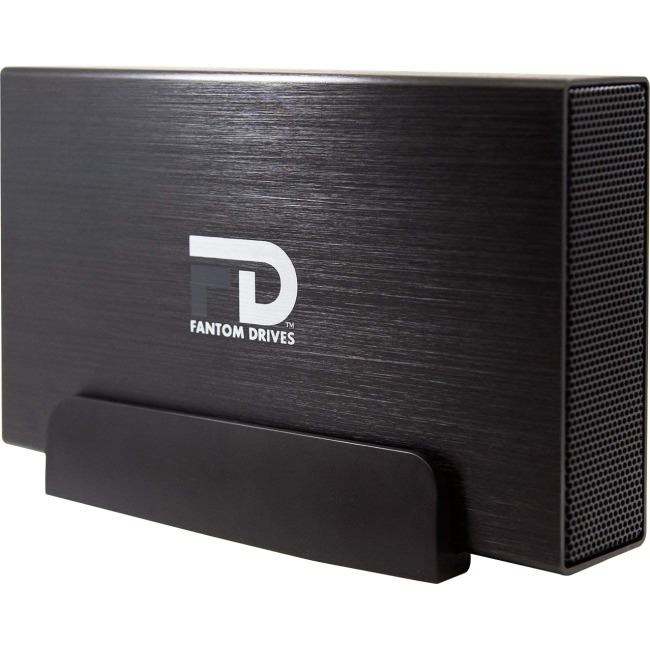 Fantom Drives G-Force3 6TB USB 3.0 Aluminum External Hard Drive 2