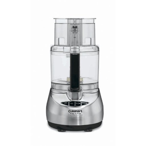 Cuisinart Dlc Chby Prep  Plus  Cup Food Processor Brushed Stainless