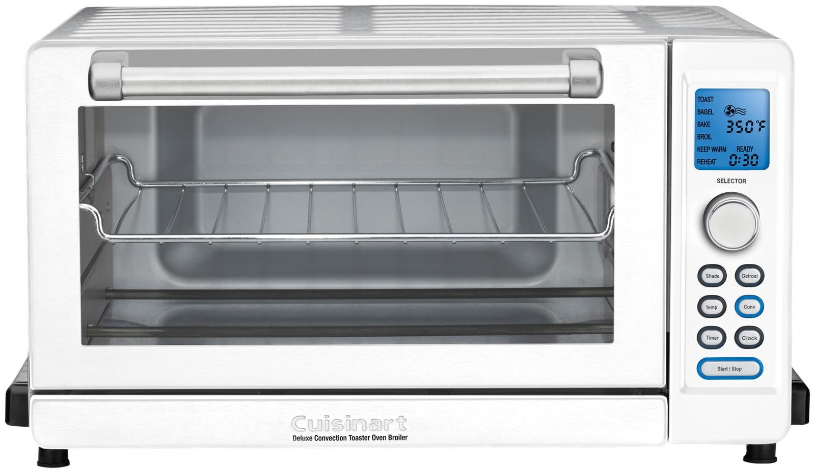 Cuisinart Tob 135w Deluxe Convection Toaster Oven Broiler