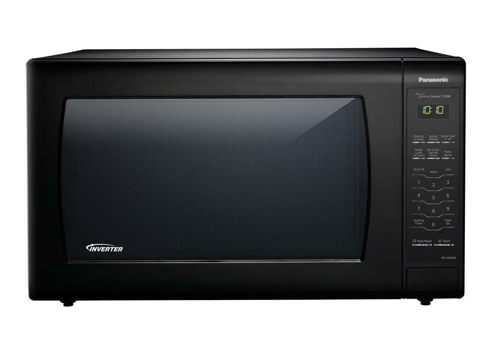 Panasonic NN-SN936B 2.2 Cu. Ft. Microwave Oven w/ Inverter