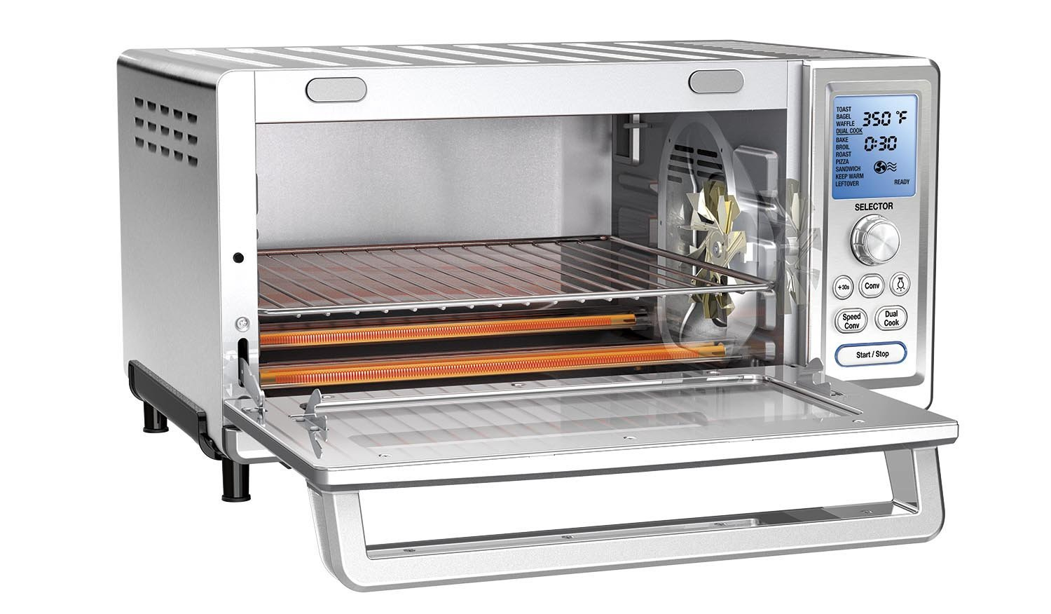 Cuisinart Tob 260n1 Chef S Convection Toaster Oven