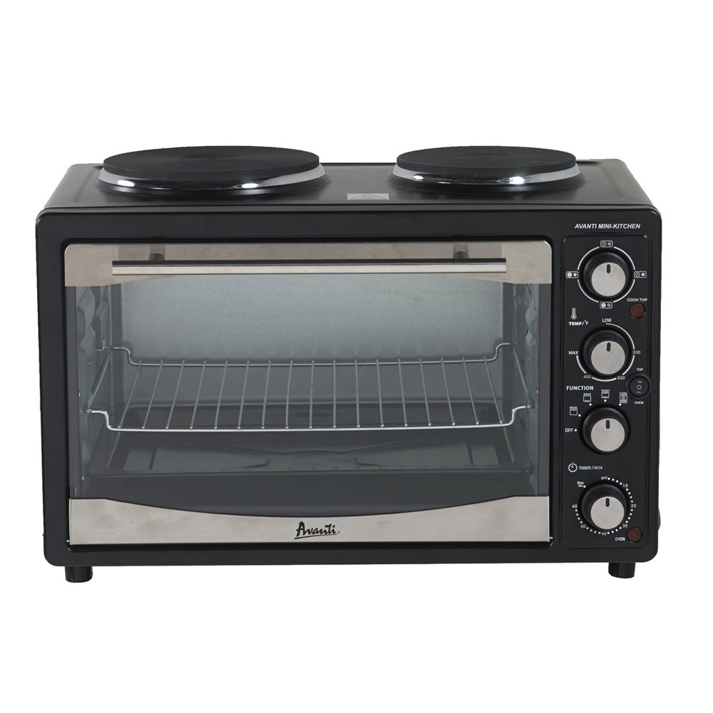 Avanti Mini Kitchen: Avanti 1.1 Cu. Ft. Mini Kitchen Convection Oven