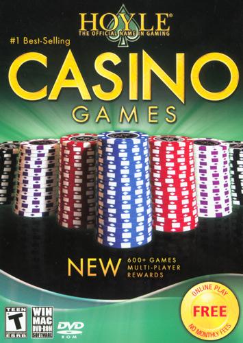 Amazoncom Encore Hoyle Casino Games 2011 Software